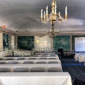 Nicest conference room I've ever used. Photo/Meg Heckman