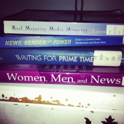 Just part of my reading list.